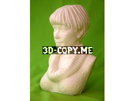 3d бюст